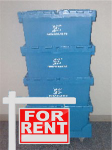 Crates for Rent