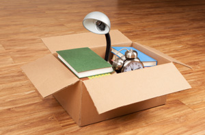 Household Items In A Box